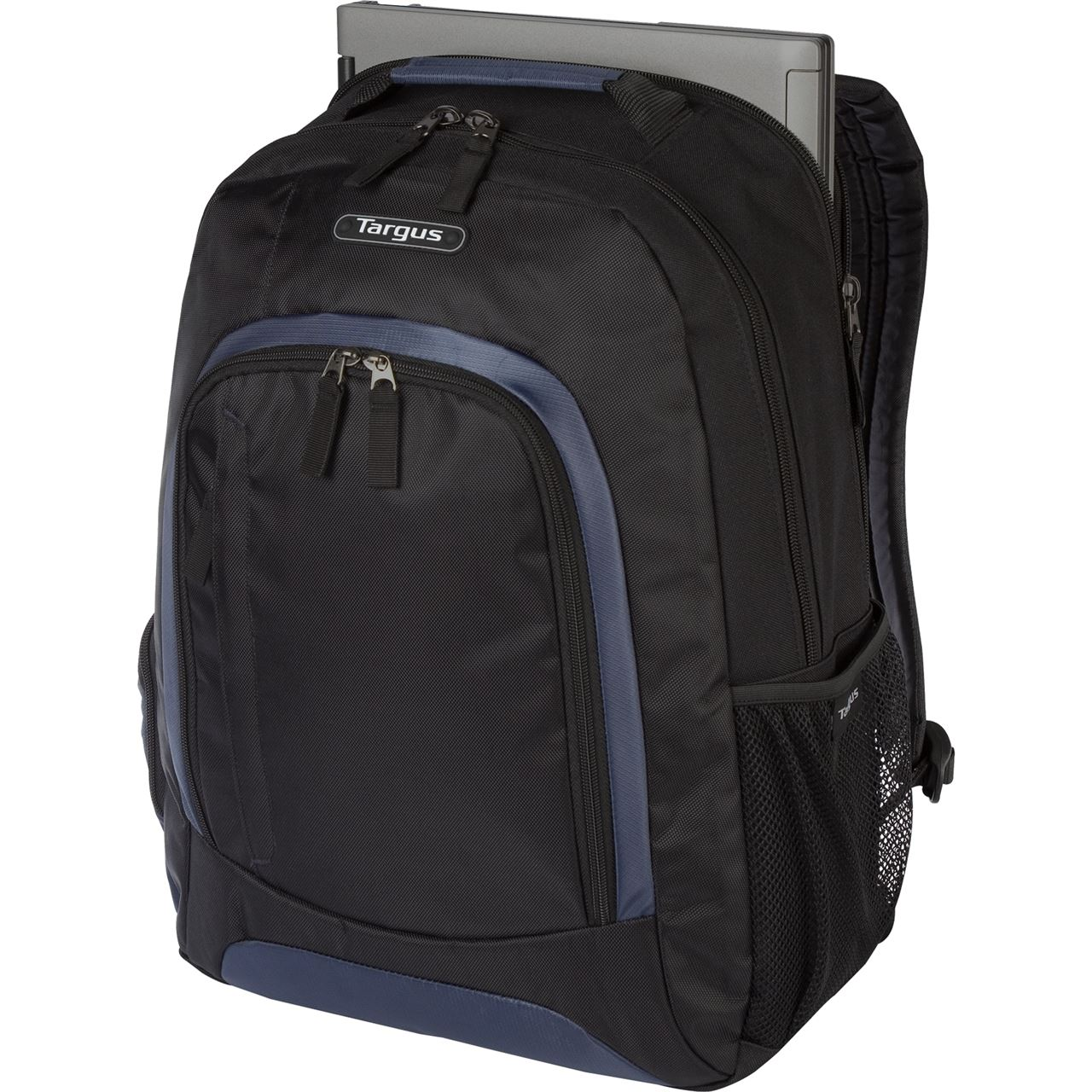 "16"" Urban II Laptop Backpack - TSB196US - Black/Navy: Backpacks ..."