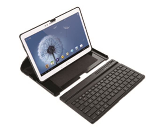 "Picture of VersaVu Keyboard Case for Samsung Galaxy Tab 3 (10.1"")"