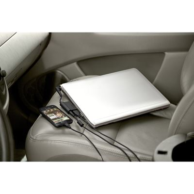 Picture of Laptop Mobile Charger with USB Fast Charging Port (DC)