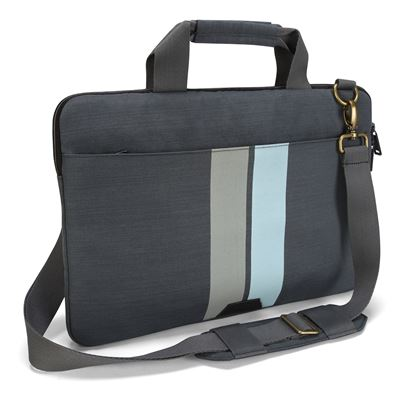 "Picture of 15.6"" Geo Slipcase, Gray/Black"