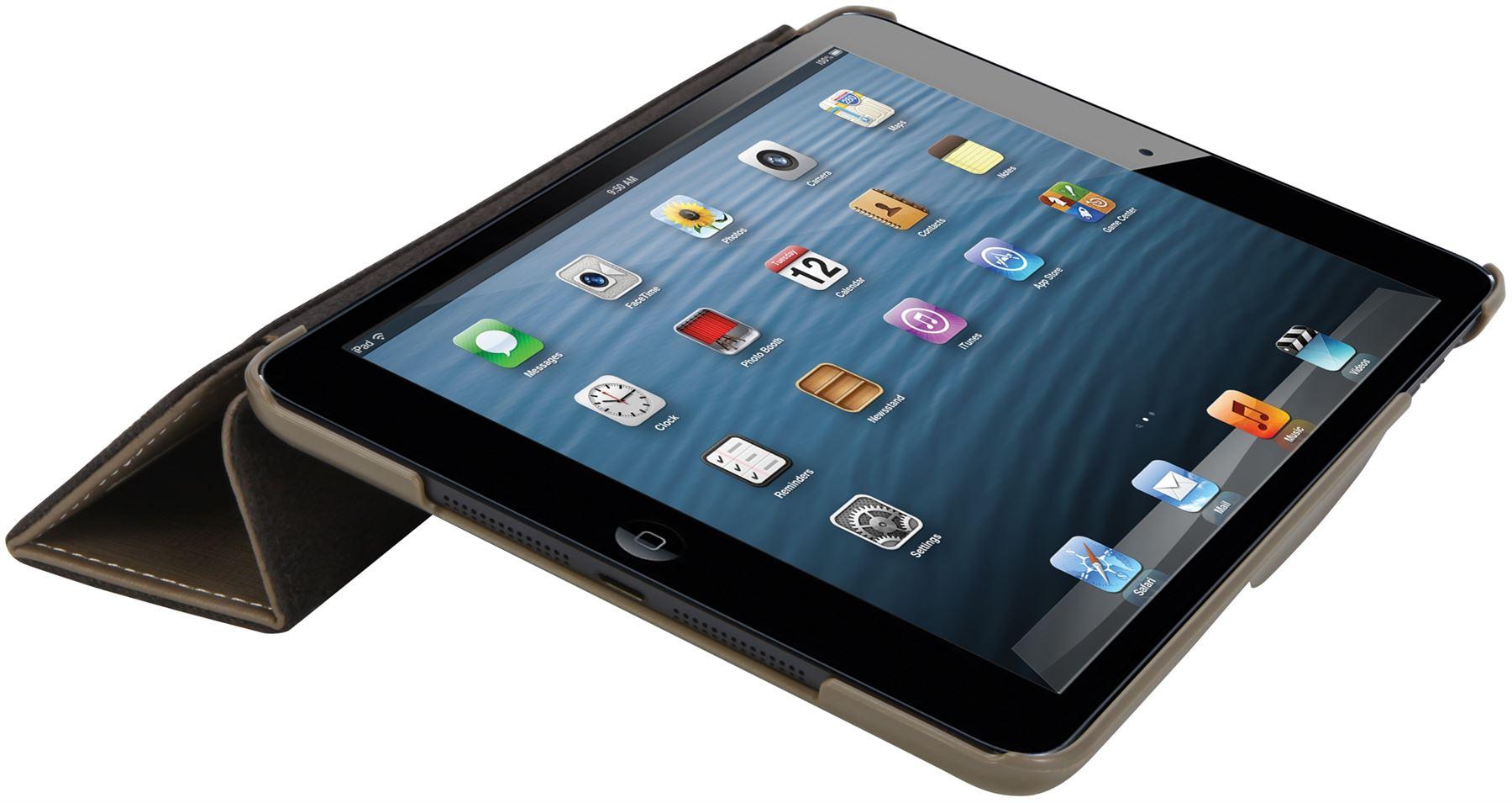 Targus Designer Series Triad For IPad Mini THZ235P01US Gray Tablet Case