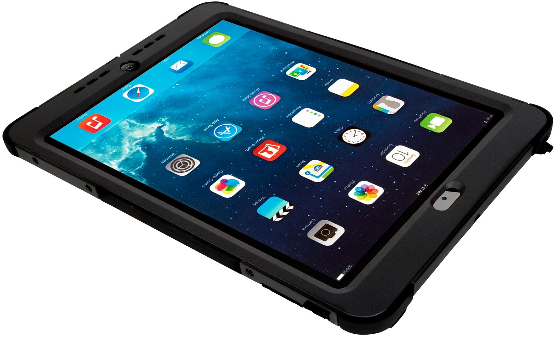 Safeport Rugged Max Pro Case For Ipad Air Thd100us