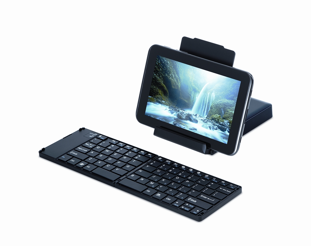 Universal Foldable Keyboard For Android Akf001us