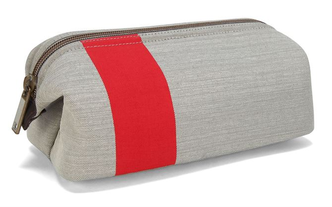 Picture of Geo Dopp Kit (Bone/Black)