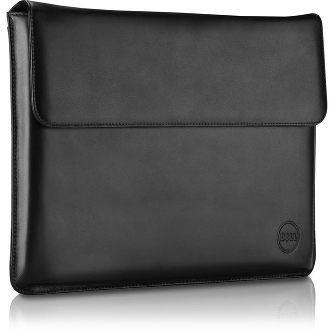 "Picture of 12"" Dell Latitude Leather Sleeve US"