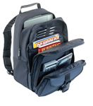 Picture of BlackTop Deluxe Laptop Backpack