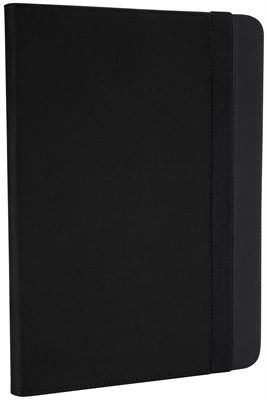 """Picture of Universal Foliostand Case for 7"""" Tablets (Black)"""