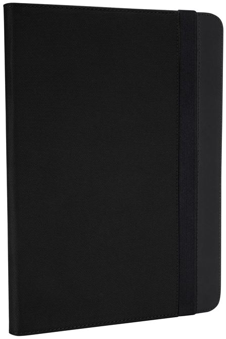 "Picture of Universal Foliostand Case for 7"" Tablets (Black)"