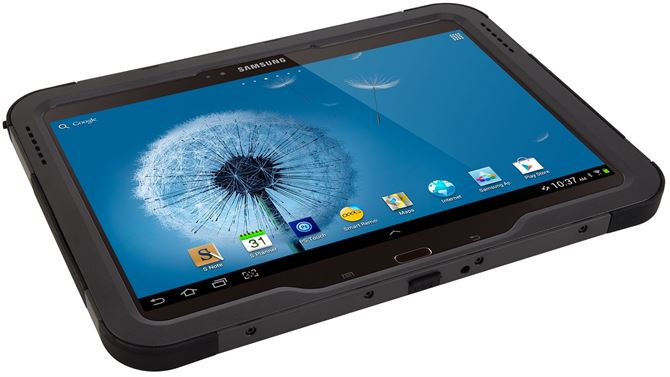 Picture of SafePort® Rugged Max Pro Case for Samsung Galaxy Tab 3 10.1""