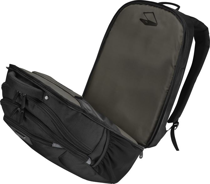 """Picture of 16"""" Corporate Traveler Checkpoint-Friendly Backpack"""