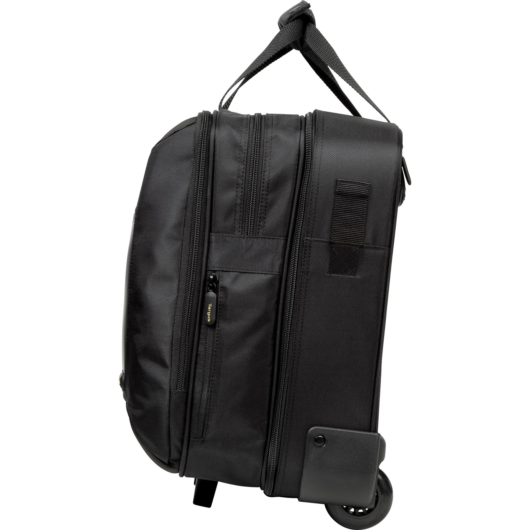 "17.3"" Rolling Travel Laptop Case - TCG717 - Black: Rollers: Targus"