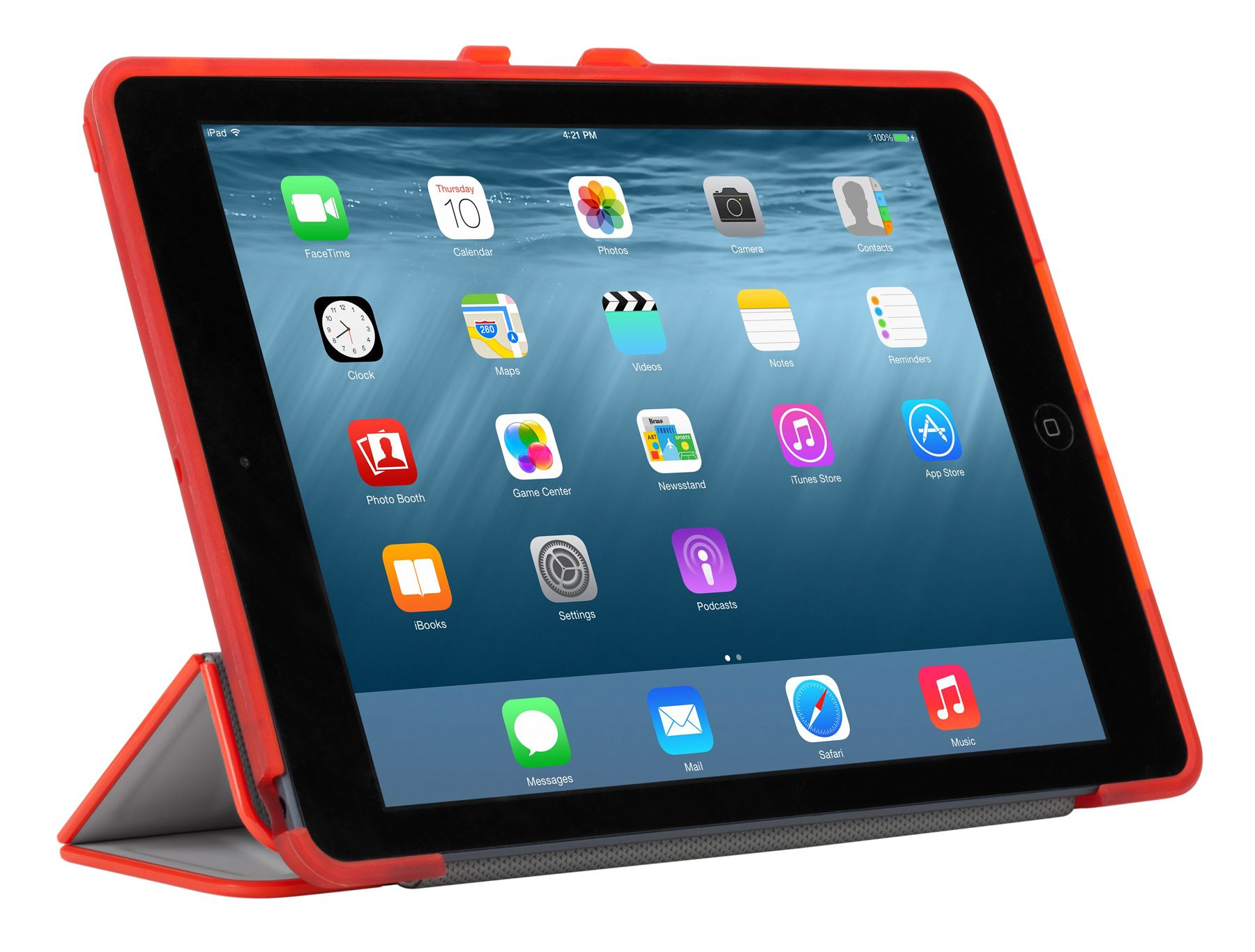 3D Protection Case For IPad Air 2