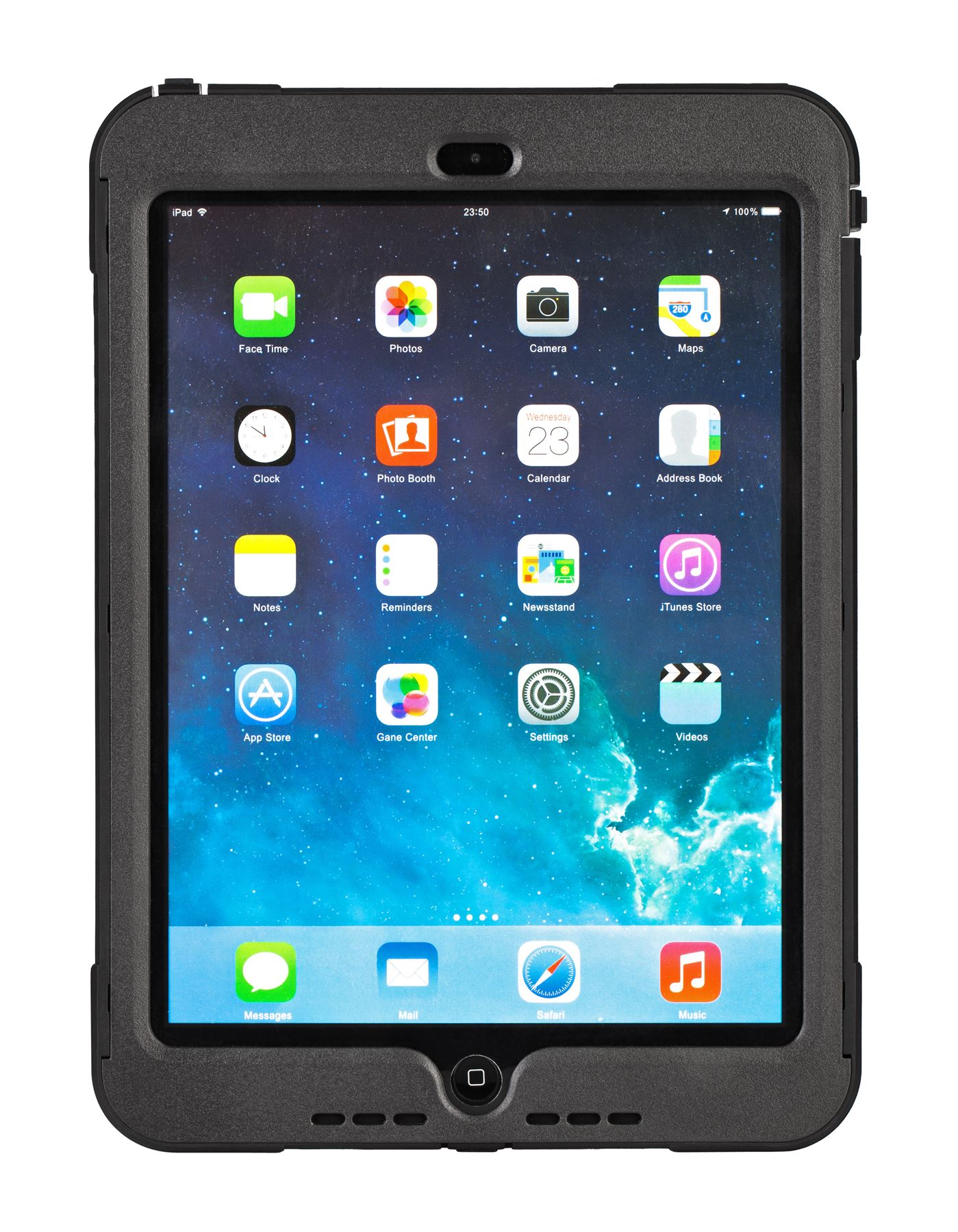 SafePort® Rugged Max Case with Integrated Stand for iPad Air 2 - THD125USZ - Black: Tablet Cases ...