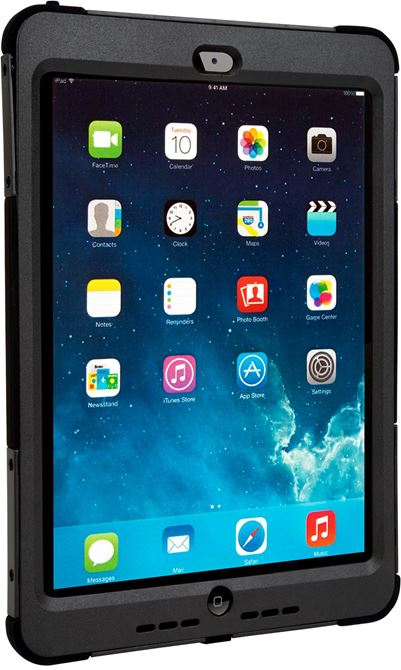 Picture of SafePort® Rugged Max Pro for iPad® Air 2 (Black)