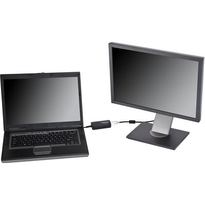 Bild von Targus USB 3.0 SuperSpeed™ Multi Monitor Adapter