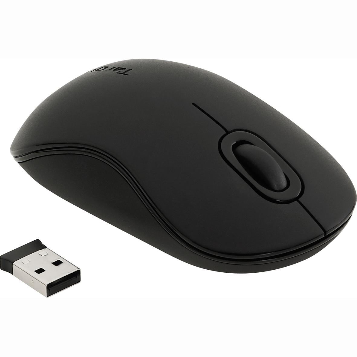 Targus Wireless Optical Mouse Micro Power Usb 24ghz Plug And Play