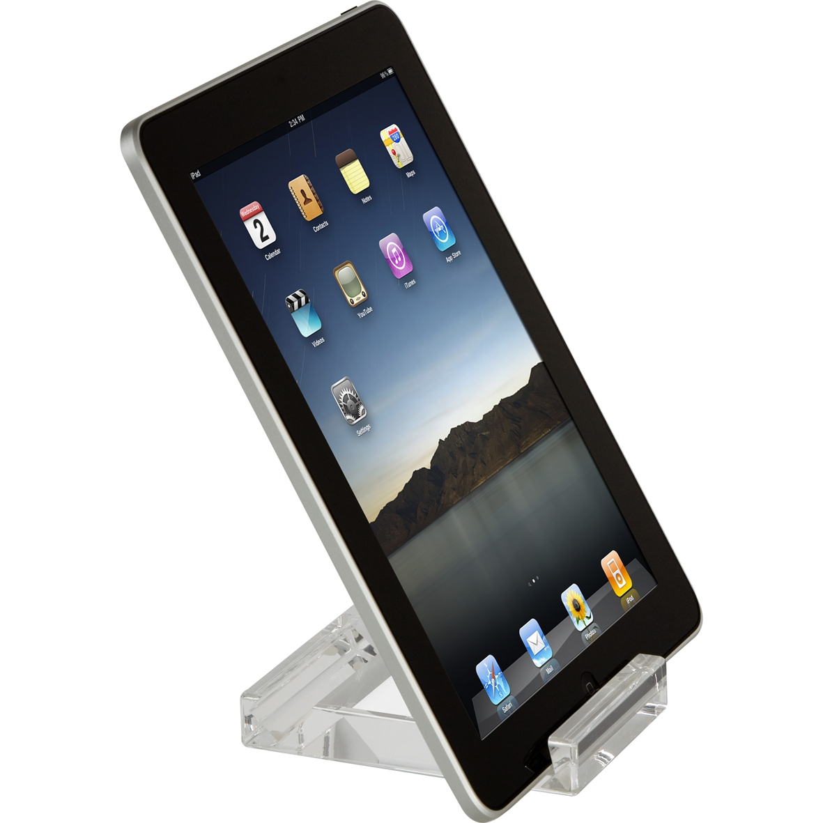 mini support pour tablette 7 10 transparent. Black Bedroom Furniture Sets. Home Design Ideas