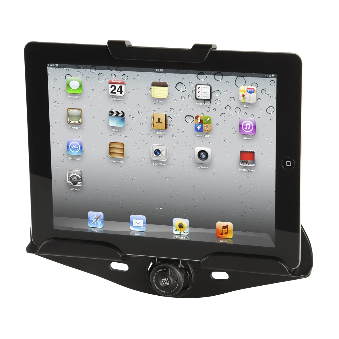 In Car Mount For Ipad Amp 7 10 Quot Tablets