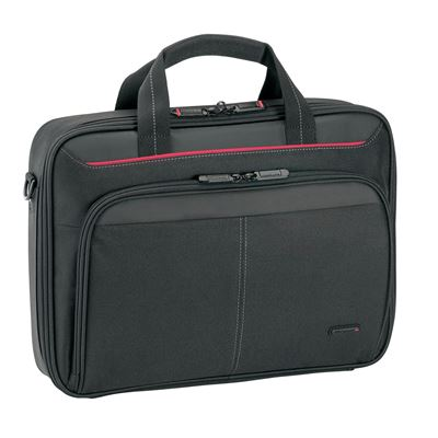 """Picture of Classic 12-13.4"""" Clamshell Laptop Bag - Black"""