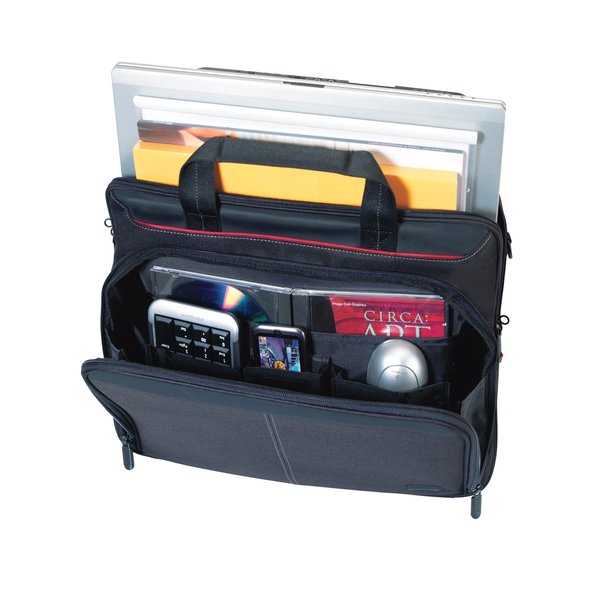 Classic 15 16 Clamshell Case Black