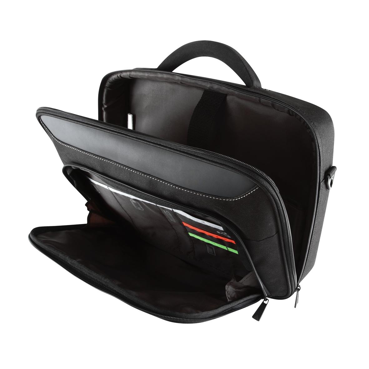 classic clamshell sacoche pour ordinateur portable 17 18. Black Bedroom Furniture Sets. Home Design Ideas