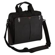 """Picture of Classic+ 14"""" Topload Laptop Case - Black"""
