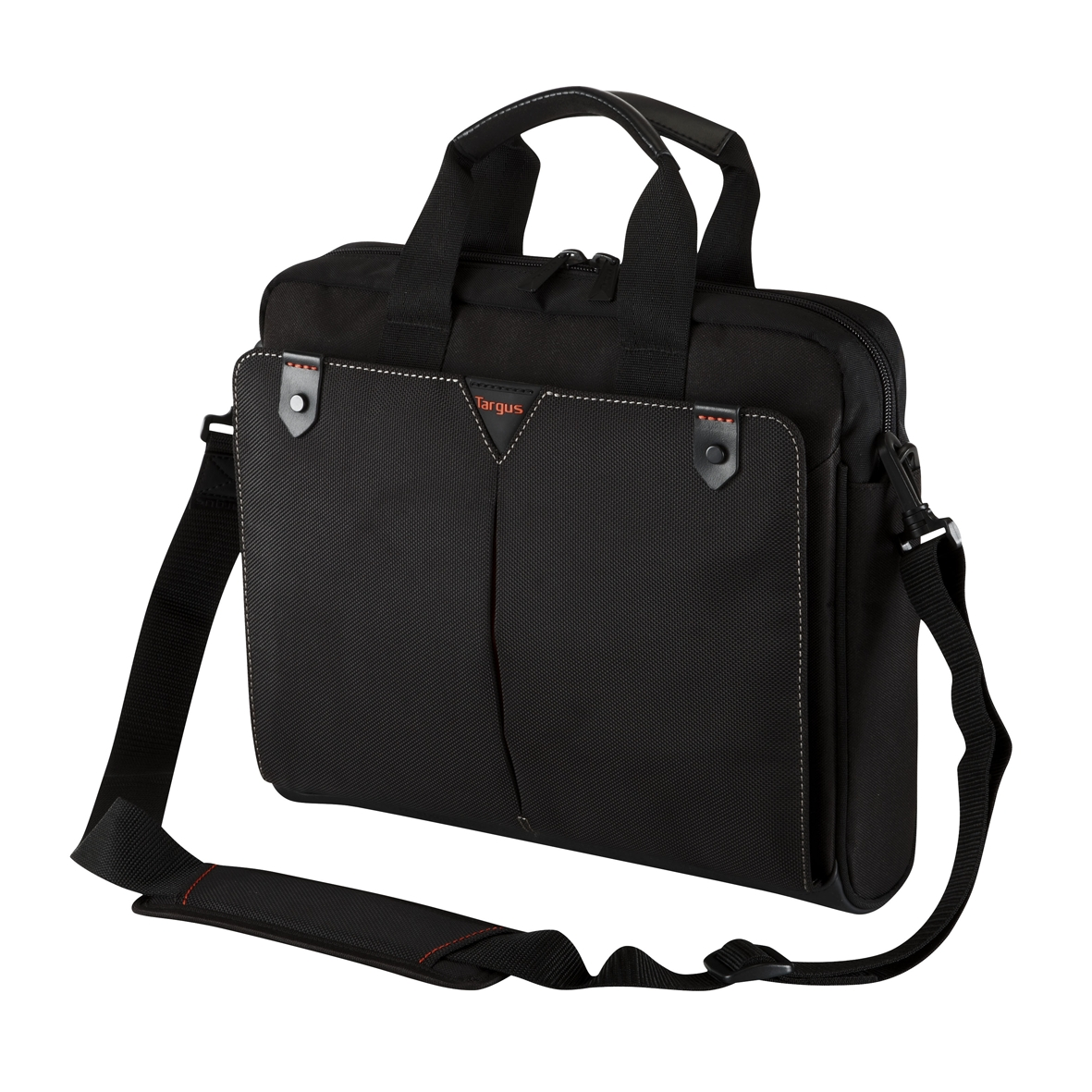 classic sacoche pour ordinateur portable 14 noir. Black Bedroom Furniture Sets. Home Design Ideas