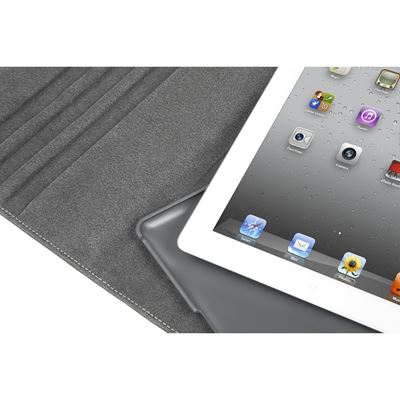 Picture of Versavu™ 360° Rotating Stand & Case for iPad 2,3,4