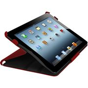Picture of Vuscape™ Protective iPad Air Cover Stand - Red
