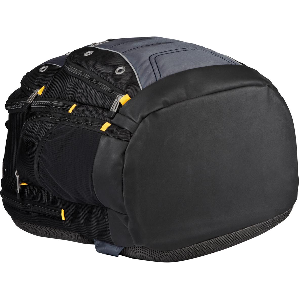 drifter sac dos pour ordinateur portable taille 15 6 noir gris. Black Bedroom Furniture Sets. Home Design Ideas