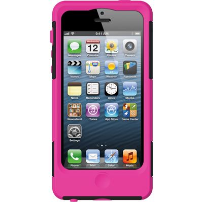 Picture of Targus SafePort® Case Rugged for iPhone® 5 (Black/Pink)