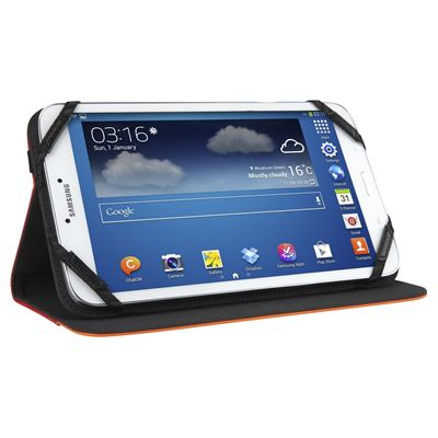 "Picture of Targus Foliostand for Samsung Galaxy Tab 4 8"" - Red"