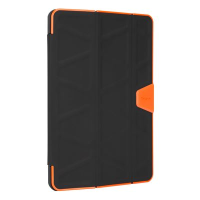 Picture of 3D Protection for iPad Air 2-Caviar Black with Fiesta Red Edge
