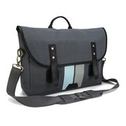 "Picture of Targus 15.6"" Geo Messenger - Grey / Black **Discontinued Soon**"