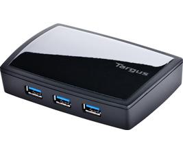 Picture of Targus 7-Port USB 3.0 Combo Hub