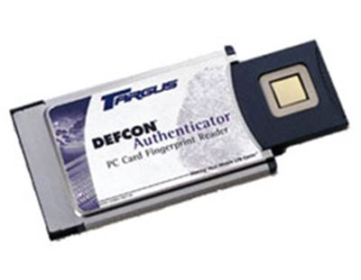 Picture of Targus Defcon Authenticator PC Card