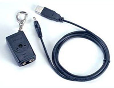 Picture of Emergency USB/9V Mobile Phone Charger for Nokia Phones