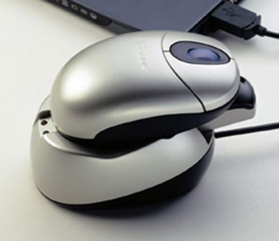 Picture of Wireless Optical Mini Mouse with Charger