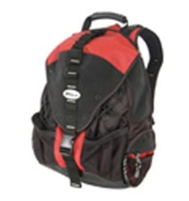 Picture of Sportline Deluxe Backpack Red