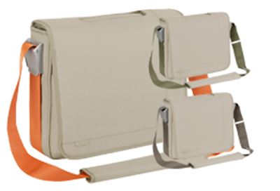 Picture of Fusion Wheat Messenger - 3 straps included with this case