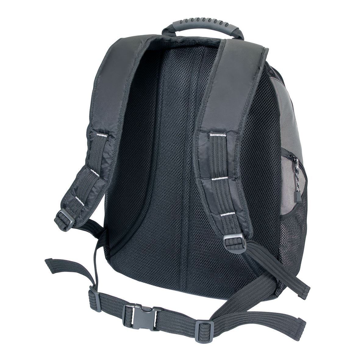 "15.6"" Sport Standard Backpack - TSB212 - Black/Gray ..."