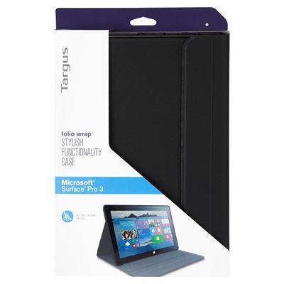 """Bild von Folio Wrap Case für Microsoft Surface Pro 3 (12"""") - Schwarz"""