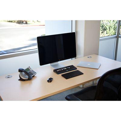 Bild von Targus Universal USB 3.0 DV2K Docking Station mit Ladegerät