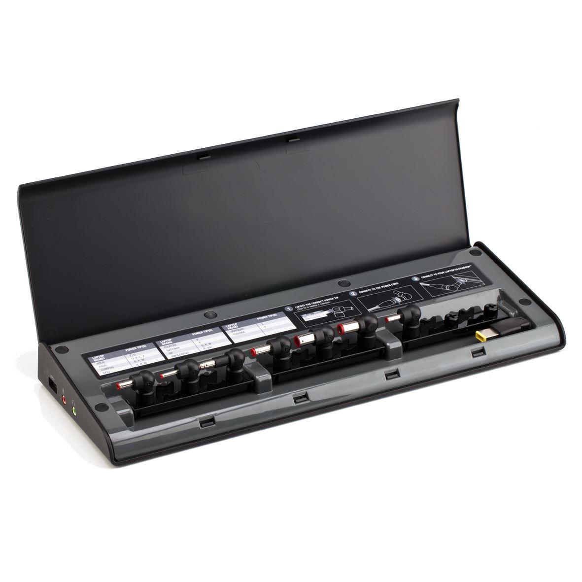 Black Targus ACP77EUZ USB Universal Docking Station