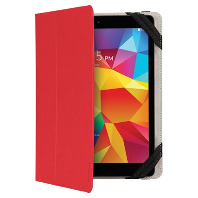 "Picture of Foliostand™ Universal Tablet Case 9-10"" - Red"