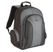 "Picture of Essential 15.4-16"" Laptop Backpack - Black/Grey"