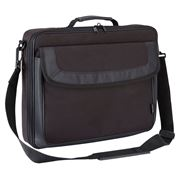 """Picture of Classic 15-15.6"""" Clamshell Laptop Bag - Black"""