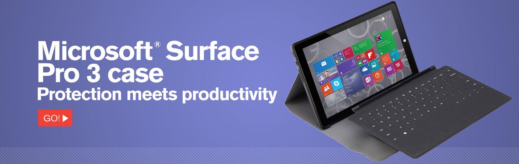Microsoft Surface Pro 3 Case