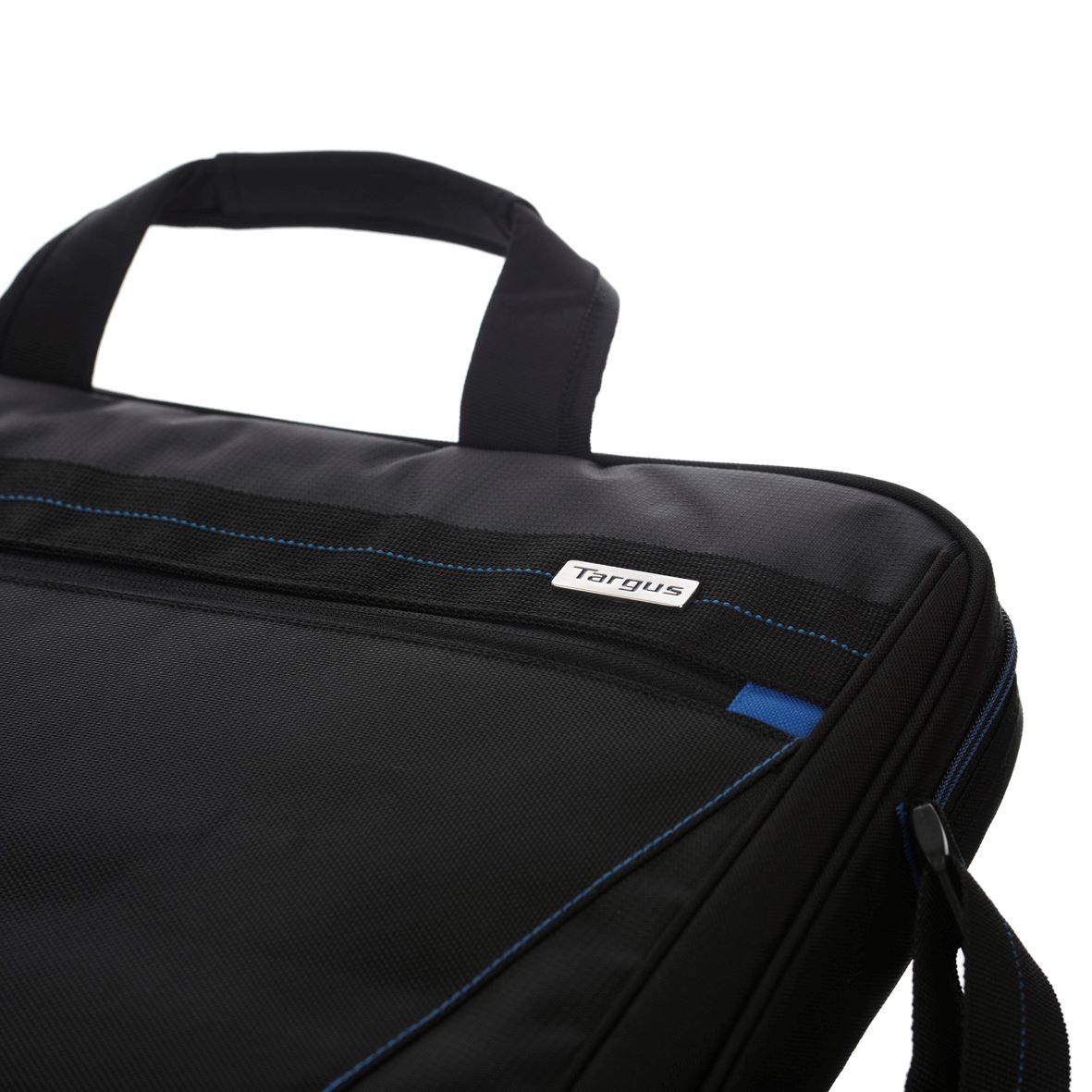 prospect sacoche pour ordinateur portable 15 6 noir. Black Bedroom Furniture Sets. Home Design Ideas
