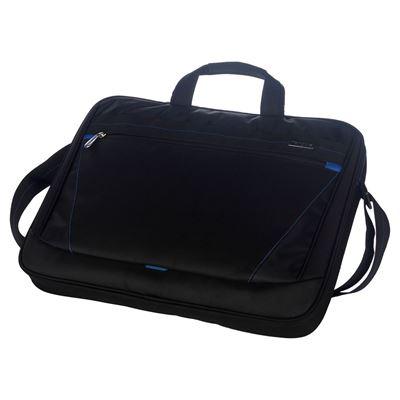 """Image sur Prospect Sacoche pour ordinateur portable 17"""" - Noir"""